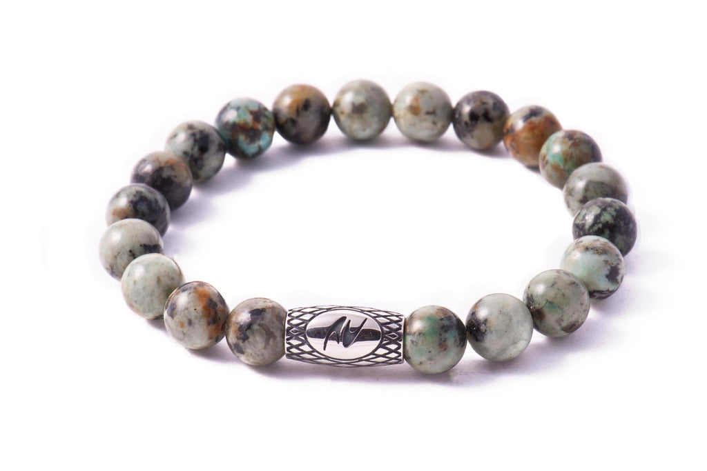Bracciale stone African Turquoise