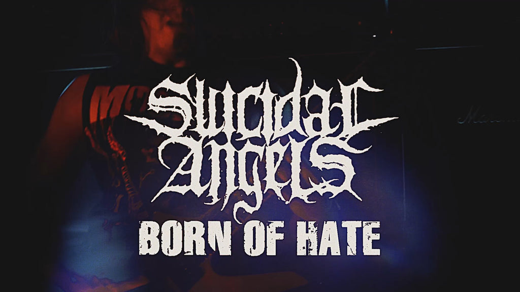Suicidal Angels reveal new song - Mosher shirt spotted on video!