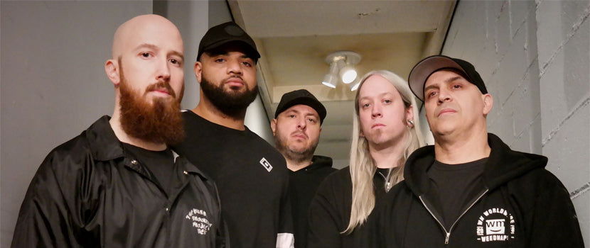 "Sworn Enemy show new video ""Coming Undone"""