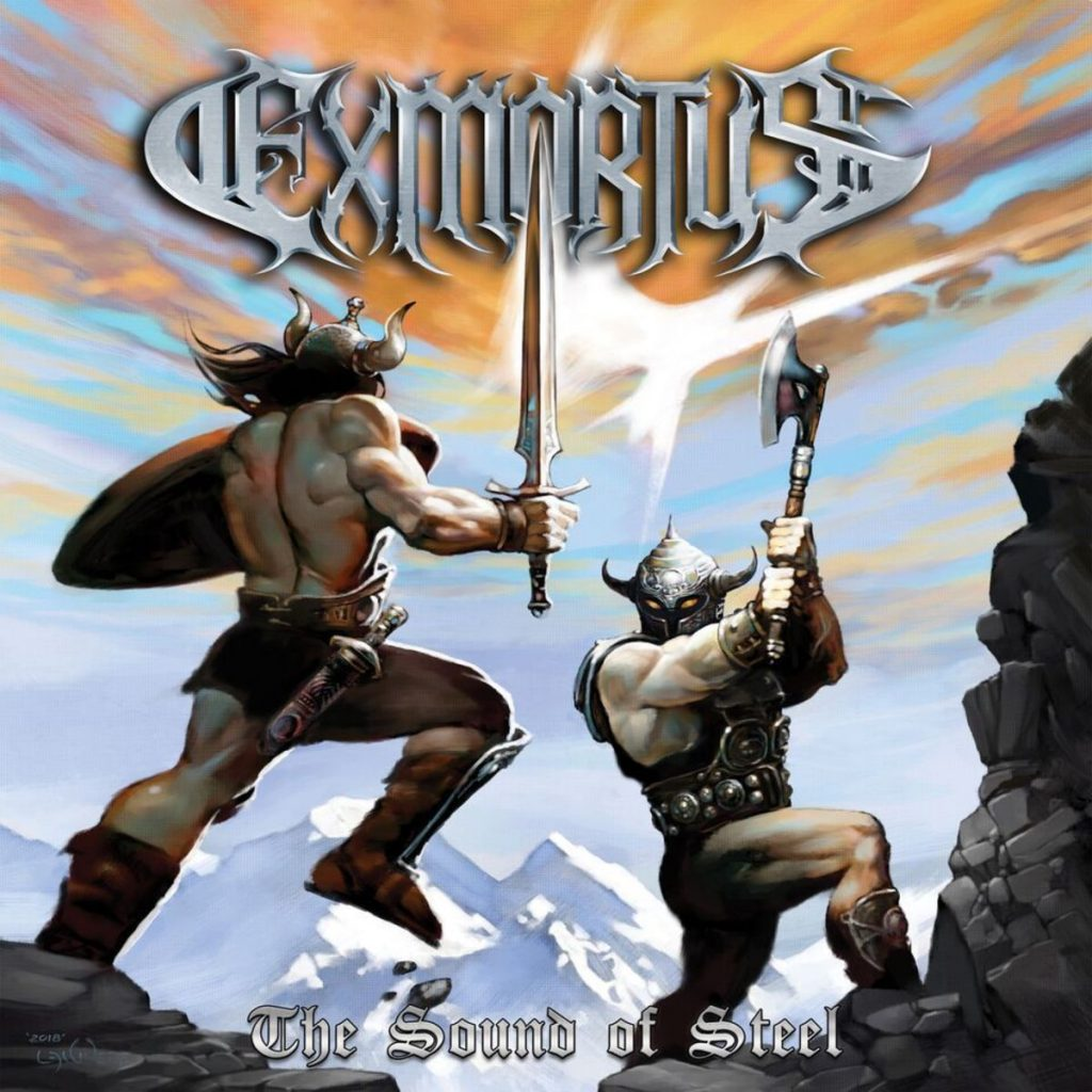 Exmortus - The Sound of Steel (2018)