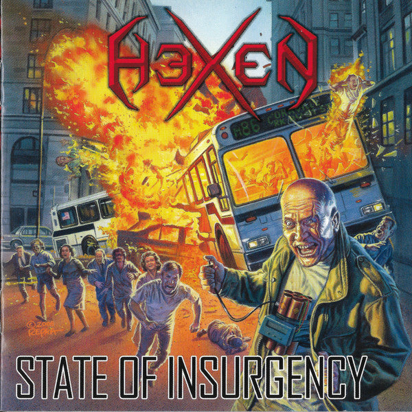 Hexen - State of Insurgency (2008)