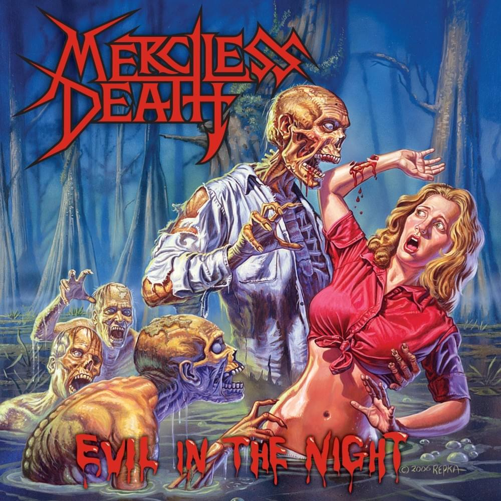 Merciless Death - Evil in the Night (2007)