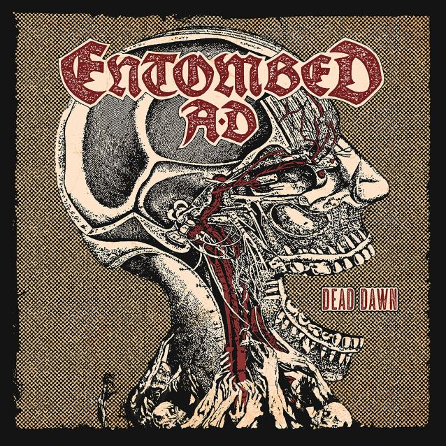 Entombed AD - Dead Dawn album cover