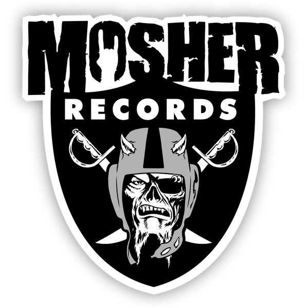 Mosher Records Logo