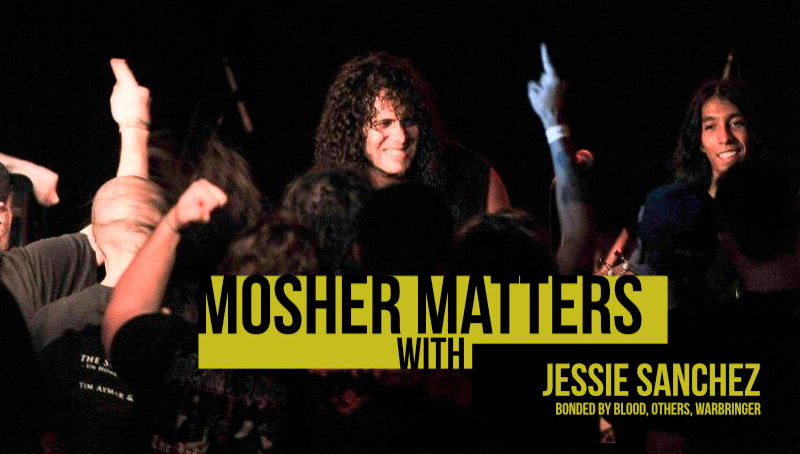 Mosher Matters with Jessie Sanchez