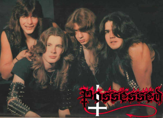 Old school Possessed Promo Pic