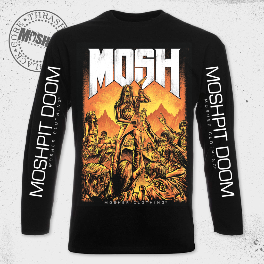 Moshpit Doom Long Sleeve