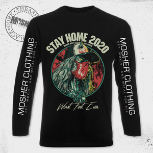 Stay Home 2020 Long Sleeve