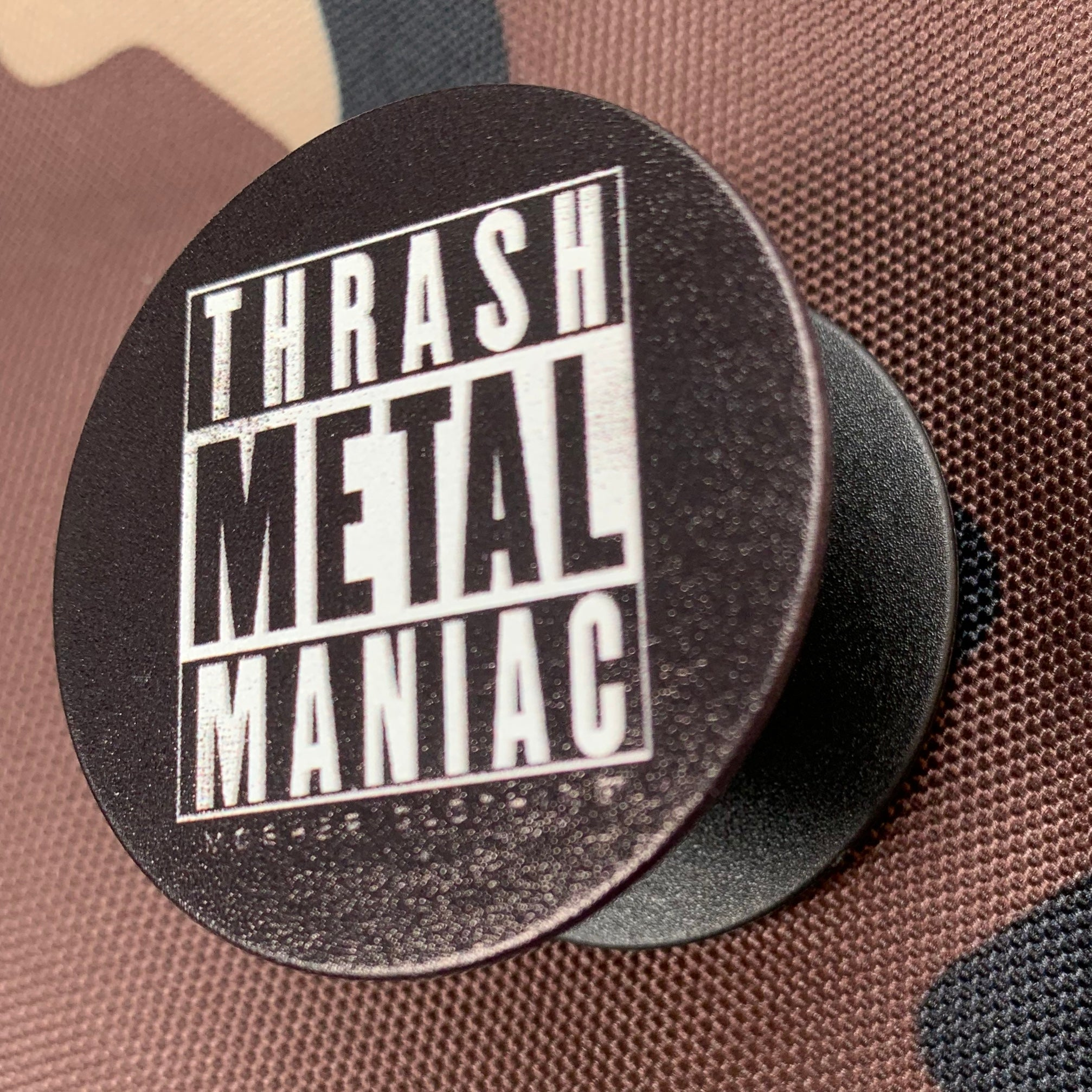 Pop Socket - Thrash Metal Maniac by Mosher Clothing