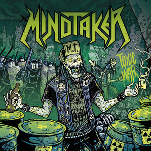 Mindtaker - Thrash Metal from Portugal by Mosher Records