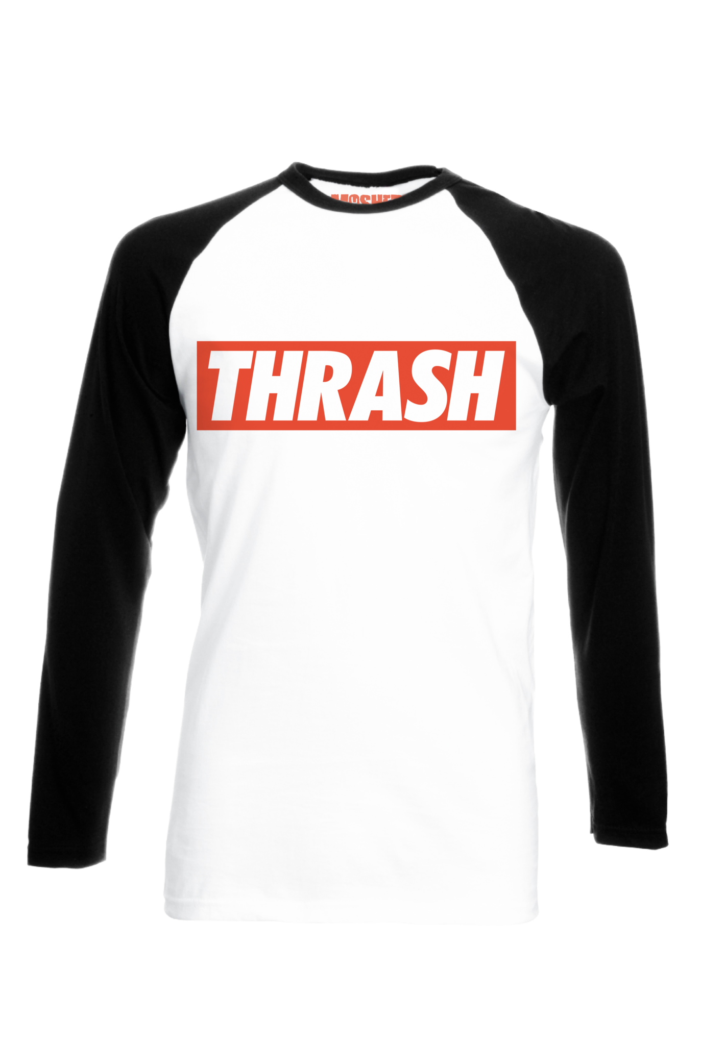 """Thrash"" Long Sleeve - Mosher Clothing"