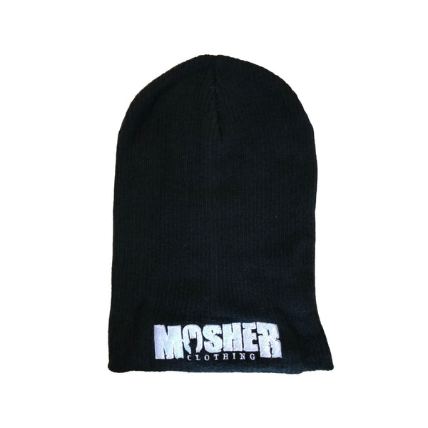 Mosher Clothing Logo Beanie for Metalheads!
