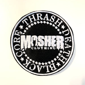 Mosher Circular Logo Patch