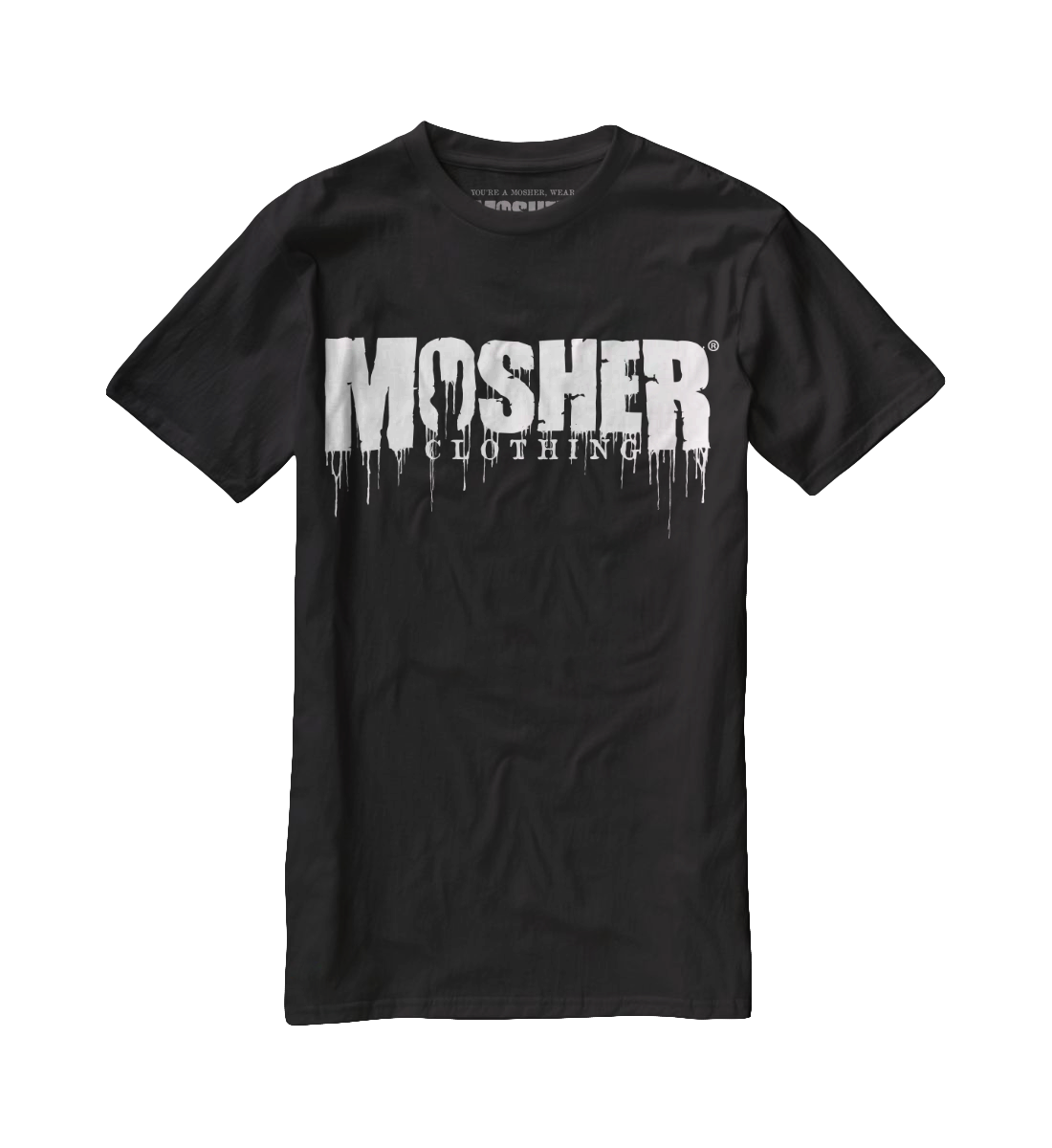 Scream Bloody Mosh t-shirt by Mosher Clothing