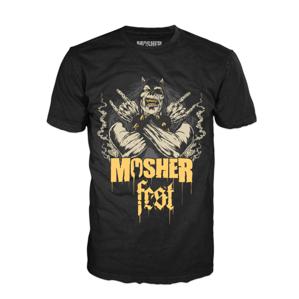 Mosher Fest T-Shirt by Mosher Clothing