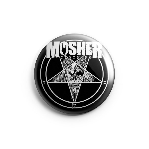 Mosher Pete-Agram Pin