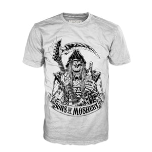 Mosher Clothing Sons of Moshery T-Shirt for Metalheads