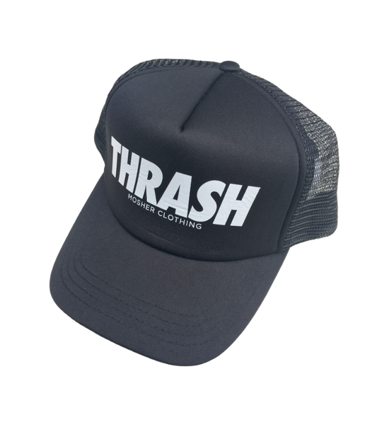 Thrash Metal Cap by Mosher Clothing