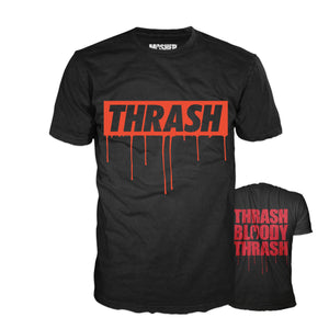Thrash Bloody Thrash t-shirt by Mosher Clothing