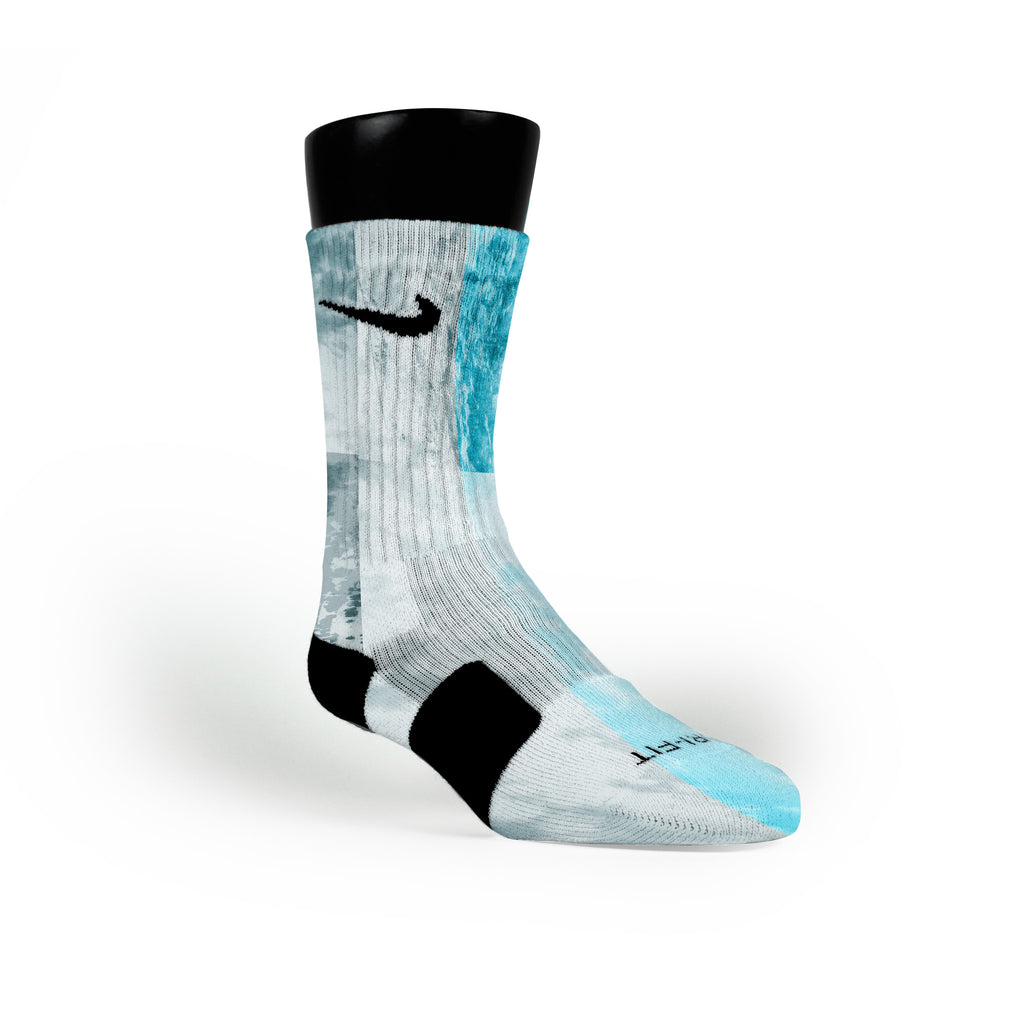 Alpes Custom Nike Elite Socks