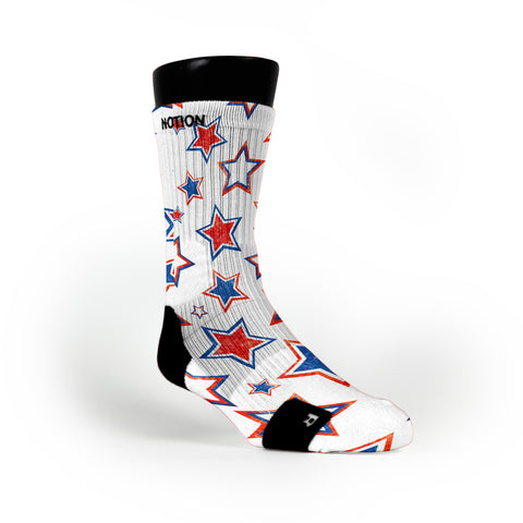 American Stars Custom Notion Socks