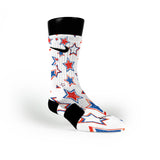 American Stars Custom Nike Elite Socks