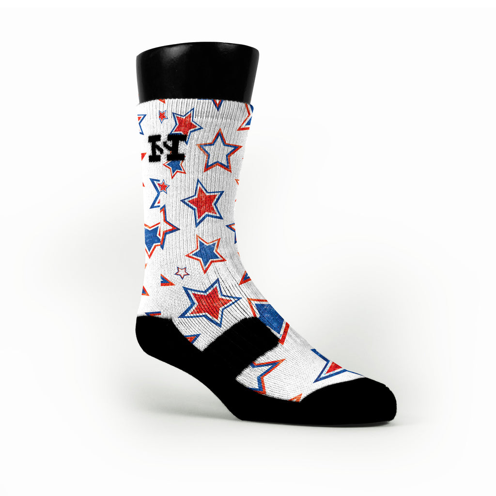 American Stars Custom HoopSwagg Socks