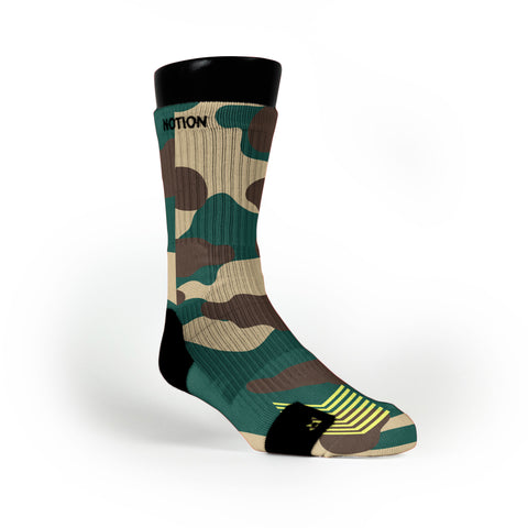 Army Foams Custom Notion Socks