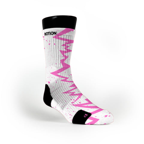Aunt Pearl Quakes Custom Notion Socks
