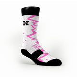 Aunt Pearl Quakes Custom HoopSwagg Socks