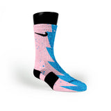 Aunt Pearl Razor Custom Nike Elite Socks