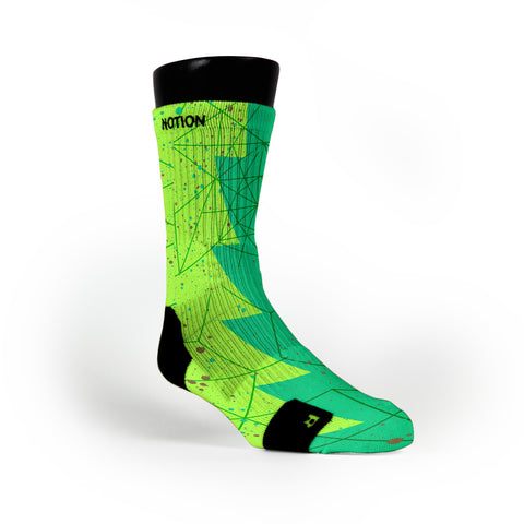 Bamboo Razor Custom Notion Socks