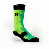 Bamboo Razor Custom HoopSwagg Socks