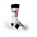 Bear Custom Nike Elite Socks