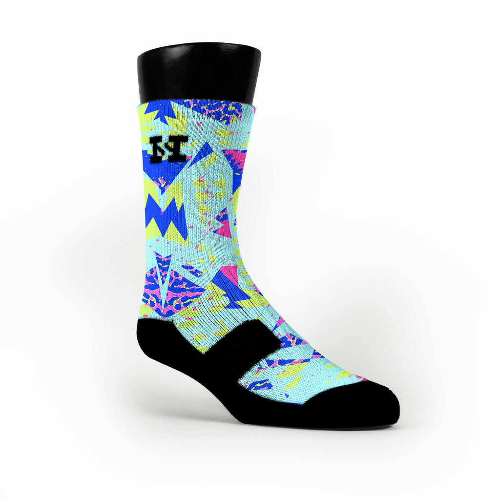 Bel Air Custom HoopSwagg Socks