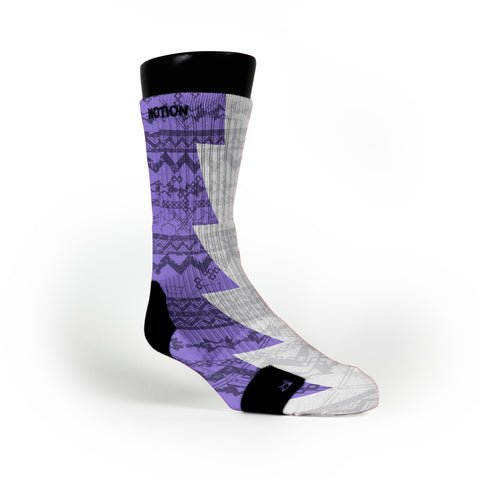 Bhm Razor Custom Notion Socks