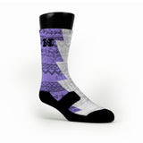 Bhm Razor Custom HoopSwagg Socks