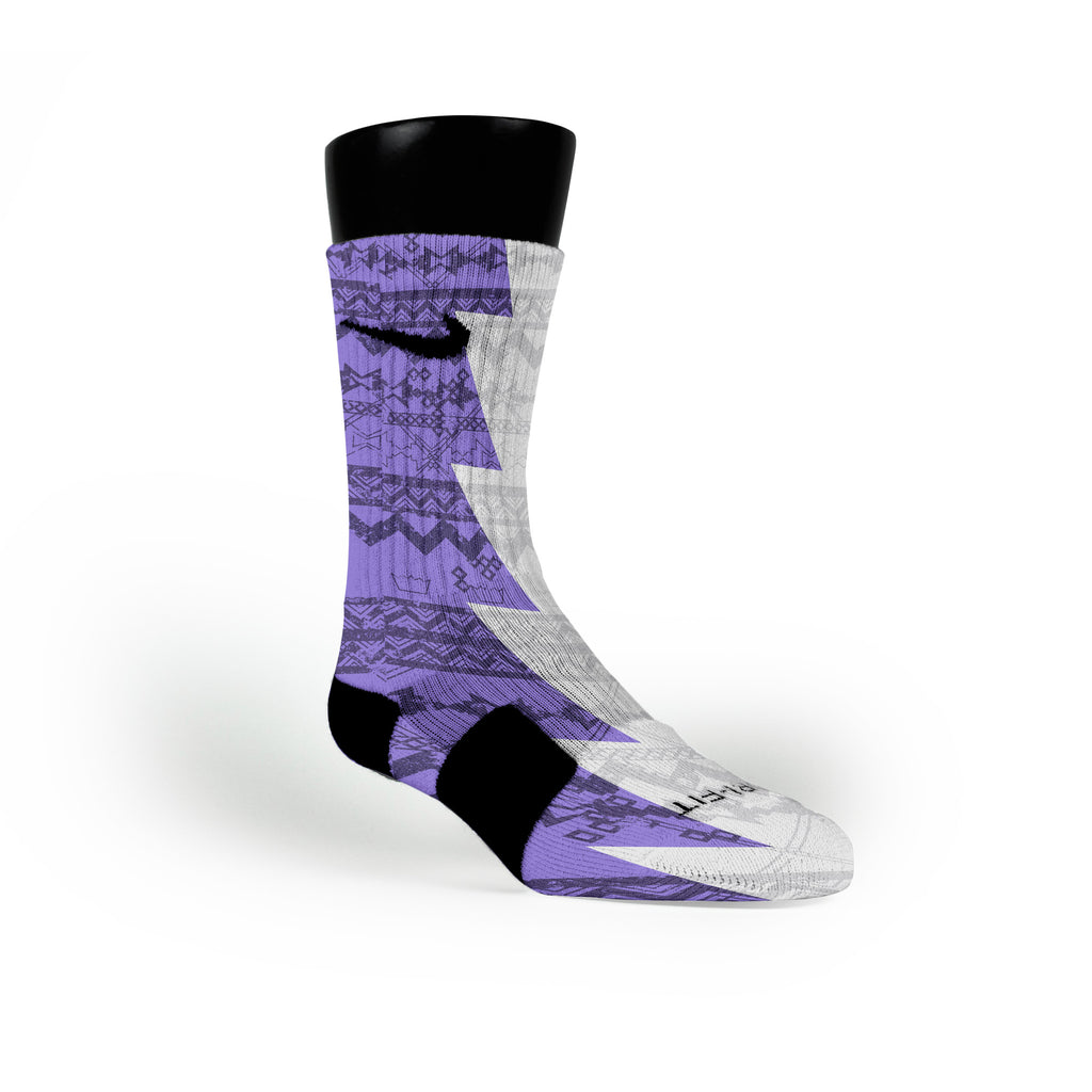 Bhm Razor Custom Nike Elite Socks