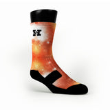 Big Bang Galaxy Custom HoopSwagg Socks