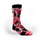 Blazer Digital Camo Custom Notion Socks