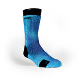 Blue Gems Custom Notion Socks