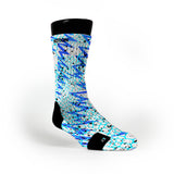 Blue Philippines Custom Notion Socks