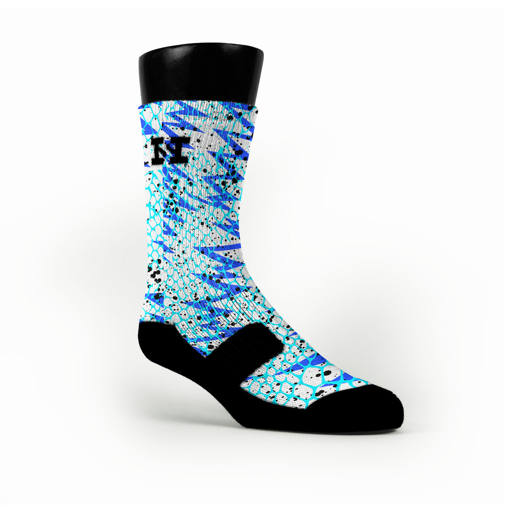 Blue Philippines Custom HoopSwagg Socks