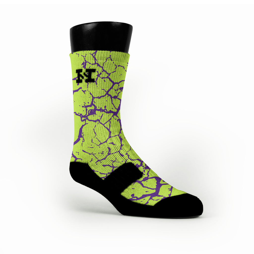 Brittle Custom HoopSwagg Socks