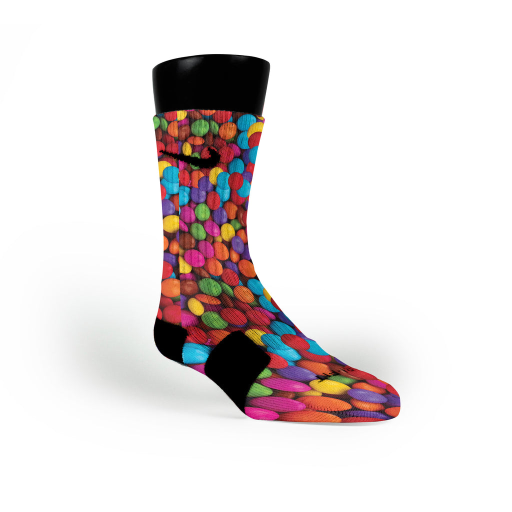 Candy V 2 Custom Nike Elite Socks