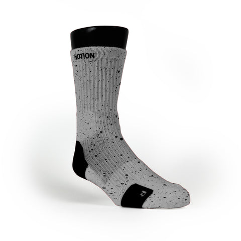 Cement Custom Notion Socks