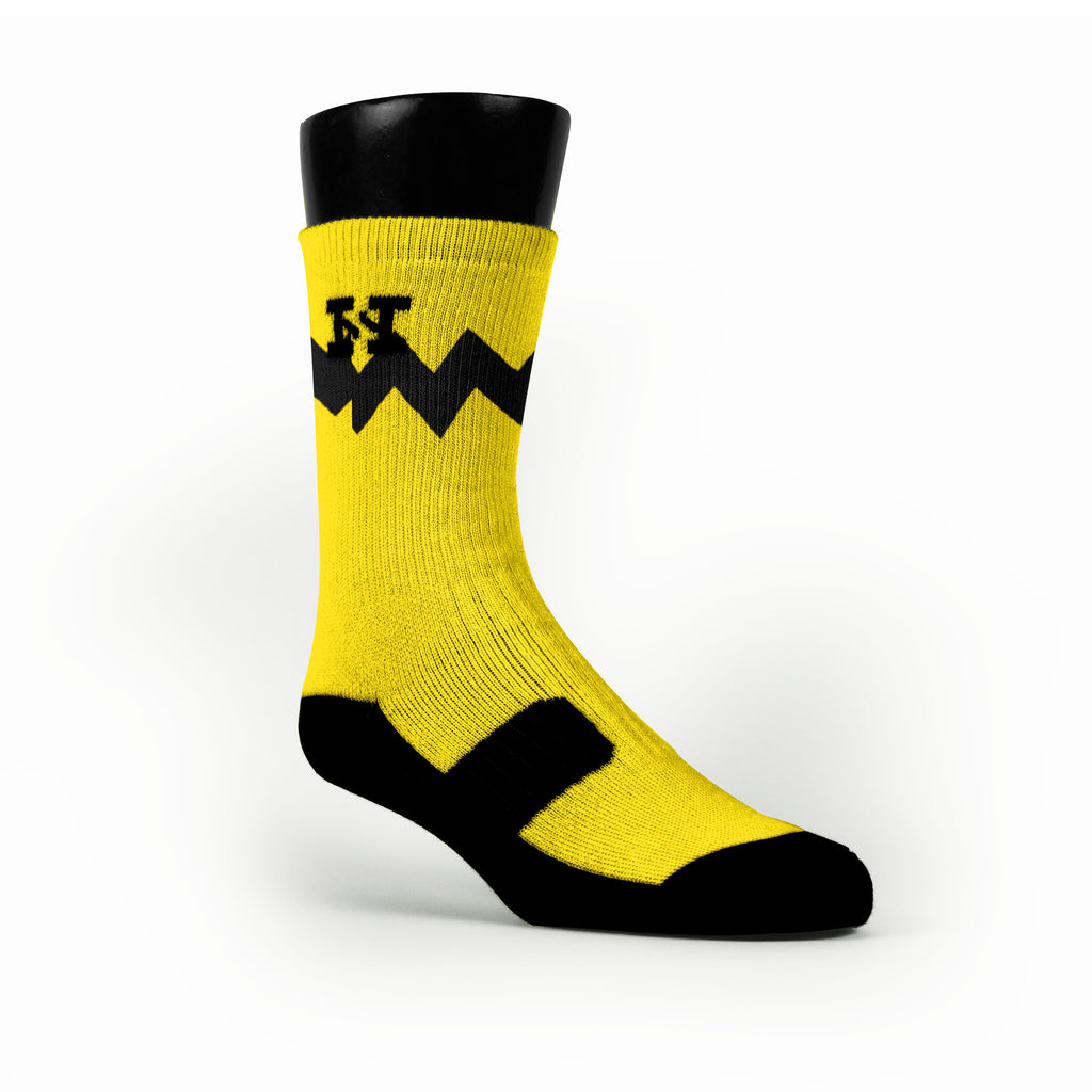 Charlie Custom HoopSwagg Socks