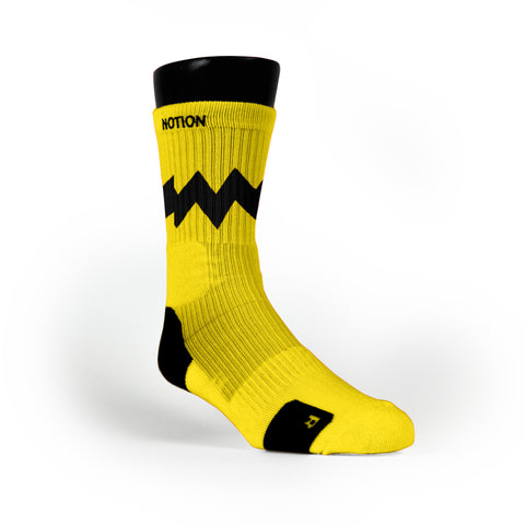 Charlie Custom Notion Socks