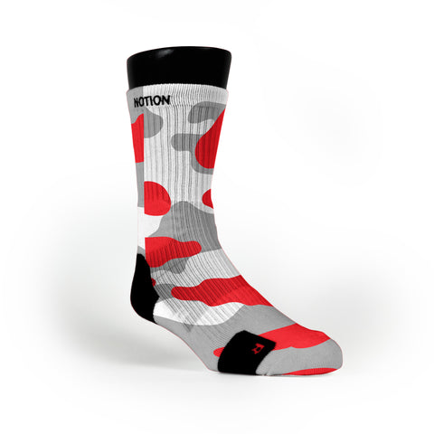 Chicago Camo Custom Notion Socks