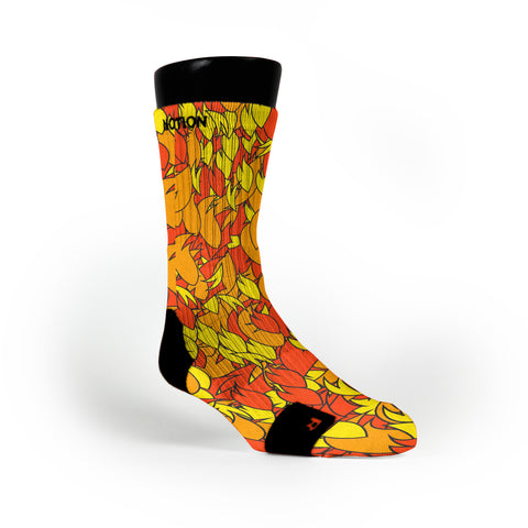 China Custom Notion Socks